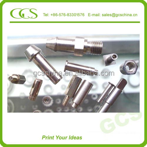 precision stainless steel fabrication turning mini jet engine machining parts aluminum cnc rapid prototypes