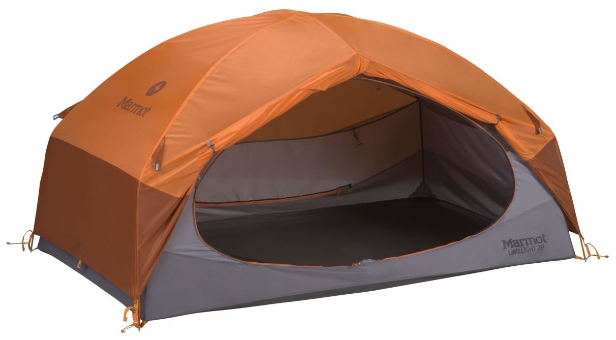 Marmot Limelight 2 Person Camping Tent w/ Footprint