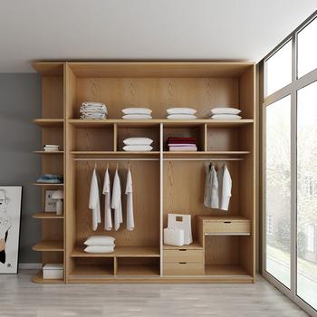 Mdf Small Storage Bedroom Wardrobe Designs With Hanging Rod Buy Mdf Bedroom Wardrobe Design Small Wardrobe Designs Storage Wardrobe Product On Alibaba Com