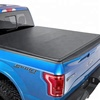 Ksc Auto 2018 Hot Sell Folding Tonneau Cover Soft Tri Fold Pickup Truck Bed Cover For Ford Ranger T6 2012-2015 Double Cab
