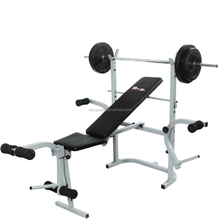 Fitness Equipment Home Gym Weight Lifting Exercise Bench W281