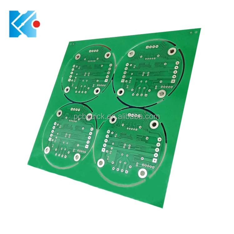 0.8mm thickness 94v0 rohs pcb board with HASL-free