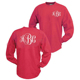 Wholesale Monogrammed Custom Women Spirit Shirt Jersey Shirt