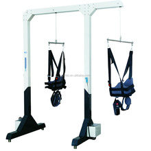 Electric Gait Training Frame Unweighting System