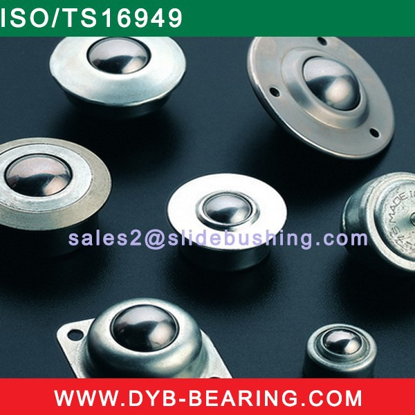 Ball Transfer unit, ball caster oil free roller bearing, Ball transfer without housing