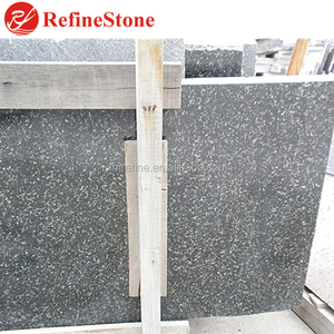 Polished Indian Hassan Green Granite