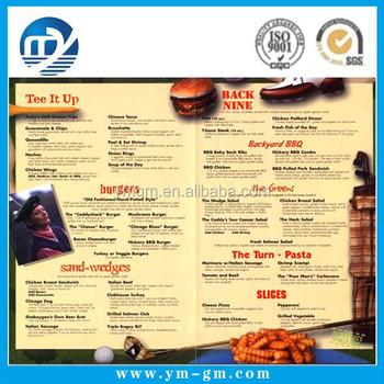 a4 leather menu covers fancy menu designs buy menu menu designs