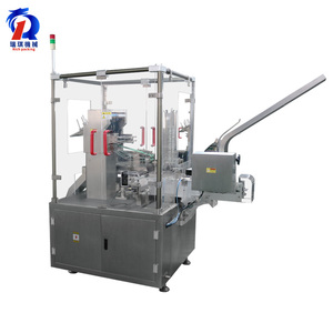 Cheap Price High Quality Aluminum Strip Soap Cartoning Machine