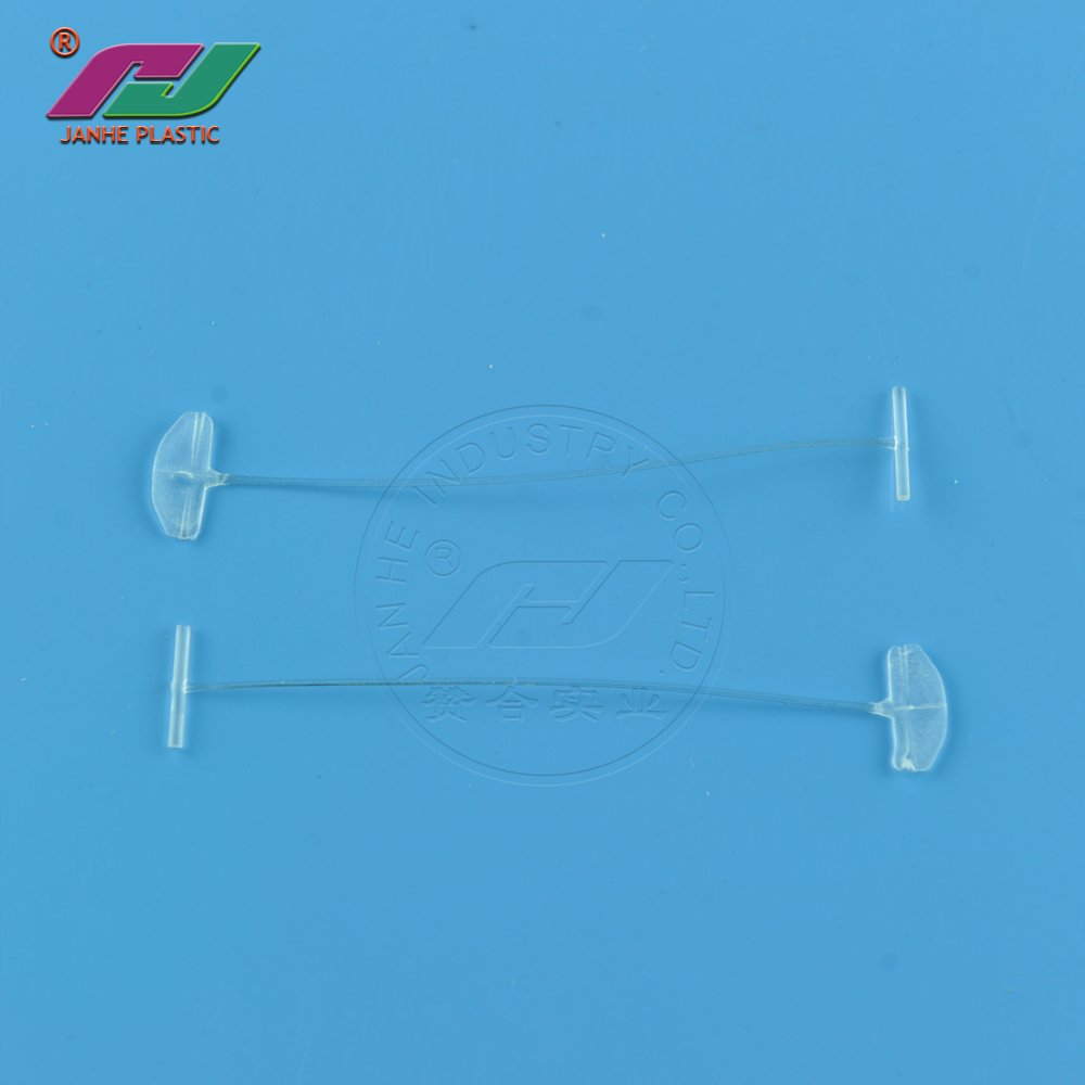 Migliore qualità standard belle Pin Security Loop Plastic Snap Blocco Tag fastener