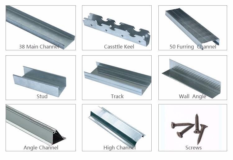 Light Gauge Steel Framing Ls01