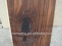 Factory price exotic american black walnut wood flooring