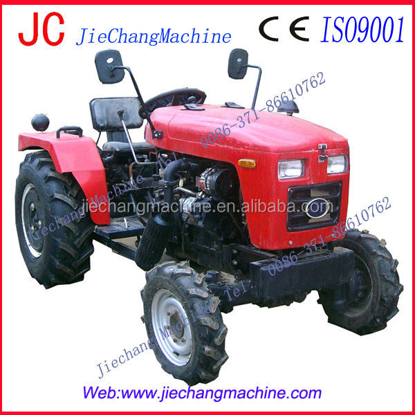 Manufacturer JC 350 mini farm tractor