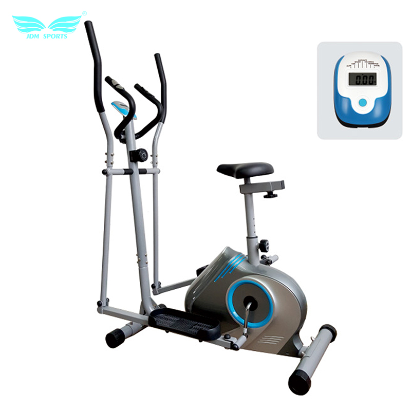 Fitness equipment gym accessories magnetic bike cross trainer