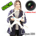 Free Shipping New Version Syma Huge 50CM X8C 2 4G 4ch 6 Axis Venture with 2MP