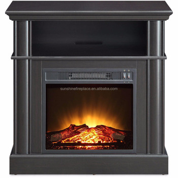 18 Electric Fireplace Insert 18 Inches Electric Decorative ...
