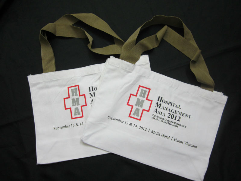 promotional canvas cotton bags with most competitive price