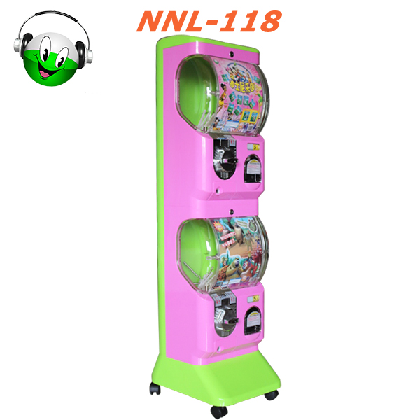 Manufacturer of gacha machines NNL-118