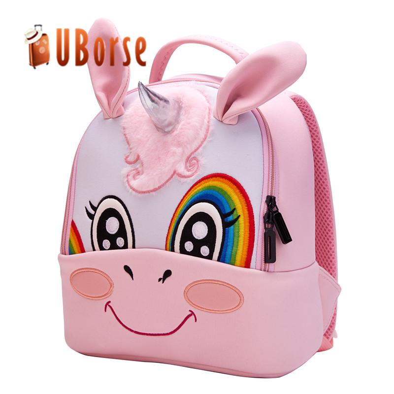 91ead6b6504 Unieke Veiligheid Harness Kids Rugzak Baby School Terug Zak Groothandel Baby  Luiertas Rugzak