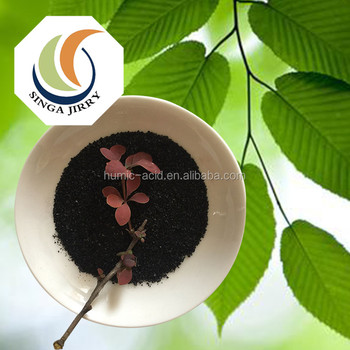 Professional water soluble agriculture humic acid potassium