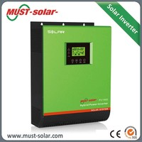 2018 Bottom Price Solar Inverter/High Frequency Inverter Solar Power System/Abb Solar Inverter Supply from Factory