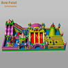 Guangzhou indoor inflatable theme parks for sale