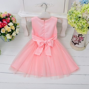 New Design Kids Frock Formal Wear Little Girls Evening Party Morden ...