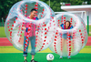 HI CE top quality bubble ball football, zorb bumper ball, zorbing bubbles for adults and kids