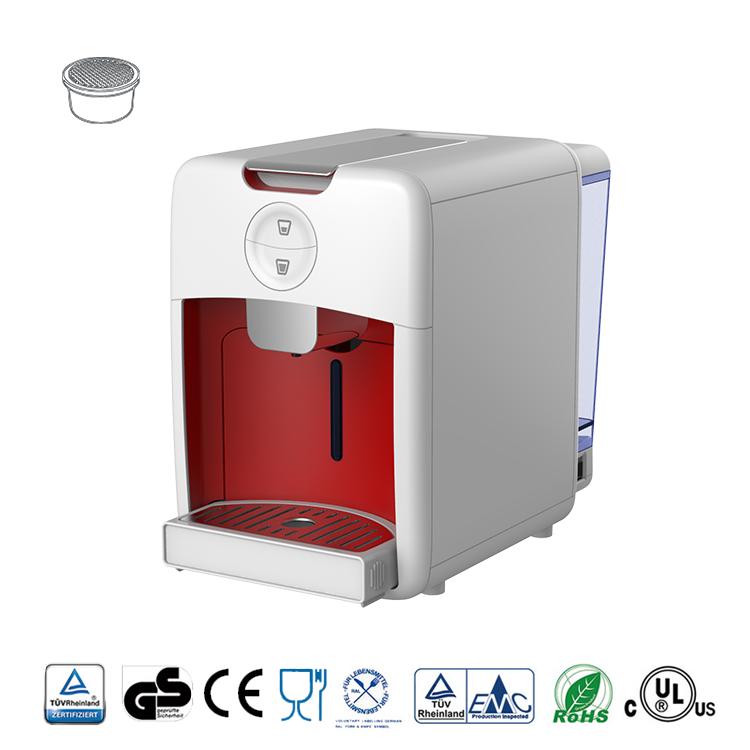 Primea touch coffee machine