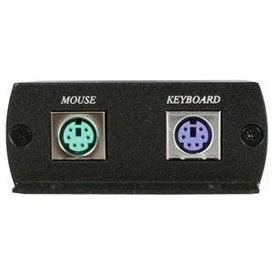 """Startech.Com Ps/2 Keyboard And Mouse Extender Over Cat 5 - 1 Computer(S) - 1 - 1 X Mini-Din (Ps/2) Keyboard """"Product Category: Switchboxes/Kvm Consoles/Extenders"""""""
