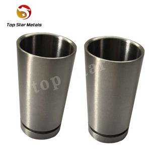 TOP STAR 99.95% pure tungsten crucible
