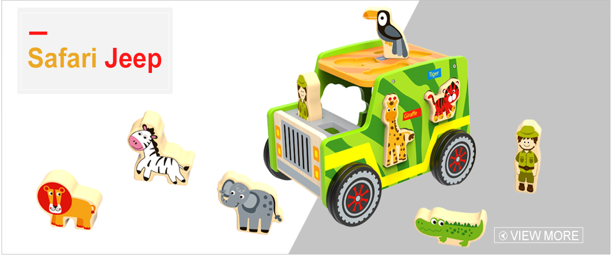 Ningbo Tooky Toy Co., Ltd. - Wooden toys (Outdoor toy, Toy brick