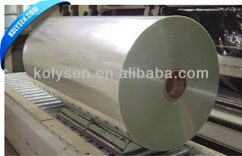 Clear PET Film, Polyester Film Polyethyleen terephthalate Film