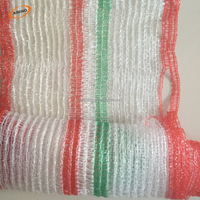polypropylene knitted plastic mesh bags in roll