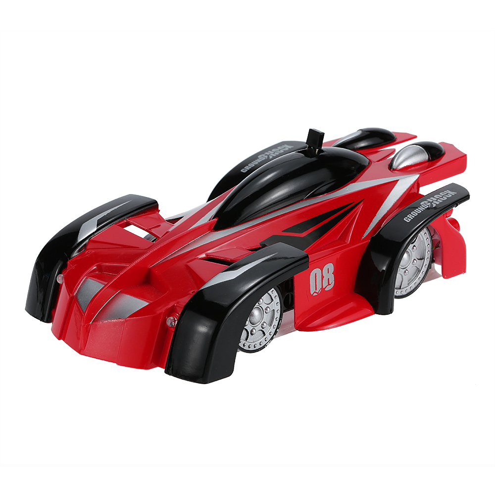 Original JJRC Q3 Wall Climbing Car RC Car Race Anti-gravity Infrared Control Mini Car Toys