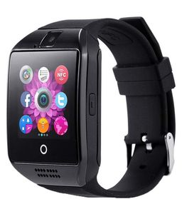 Q18 Bluetooth Smart Wear Touch Screen Android Phone Smart Watch