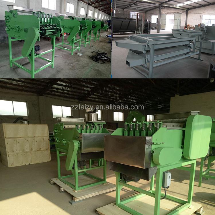 Cashewnuss-Verarbeitungsmaschine Heißer Verkauf Cashewnuss-Schälmaschine Cashewnuss-Dampfkochtopfmaschine