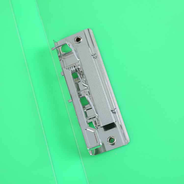 WJ01,strong packing plastic pp document clip file , folders clip file