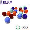 25mm Colorful Food Grade Solid Silicone Ball for Toy