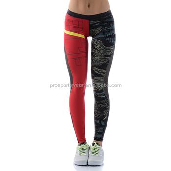 461c6a3989 Customer-made workout clothing spandex women sexy yoga tights ladies yoga  leggings girls gym tight