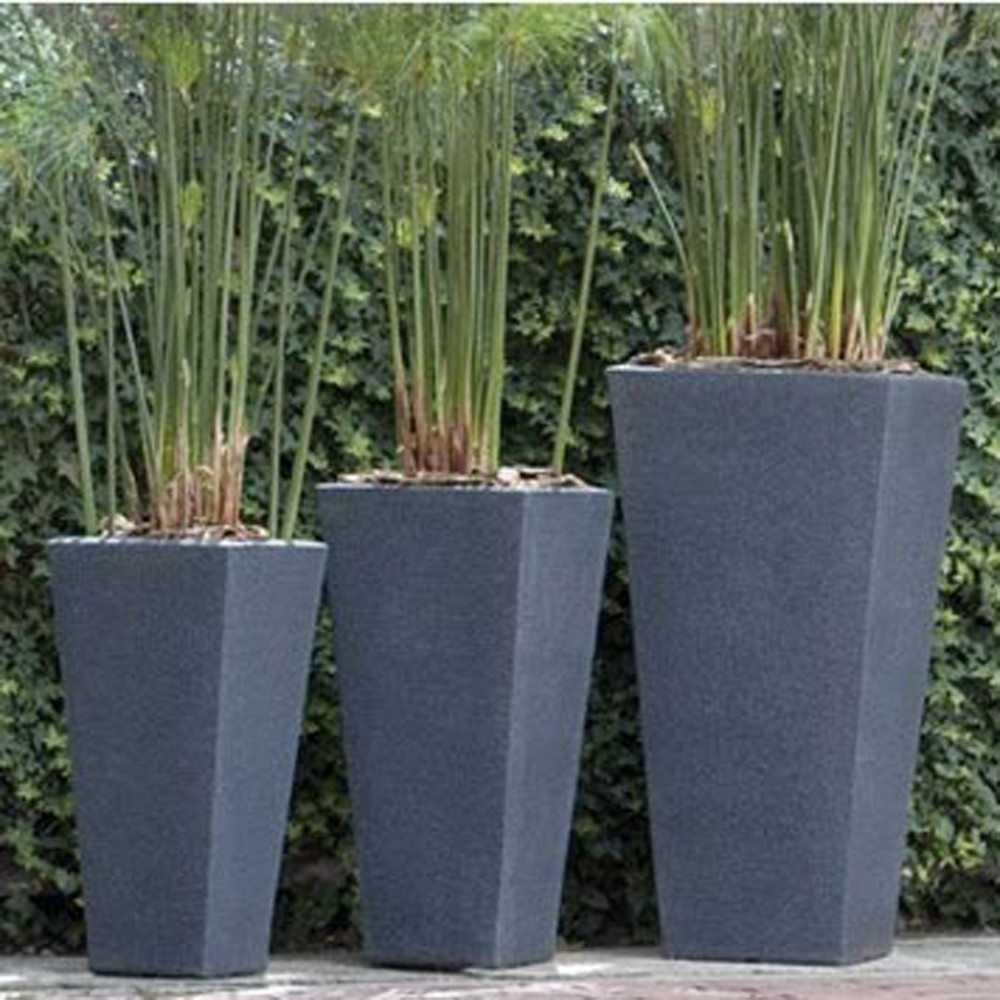 New pean style tall tapered square planter for sale buy tall tapered square plantereuropean style tall tapered square plantertall tapered square planter