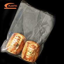 packagers clear plastic poly bag