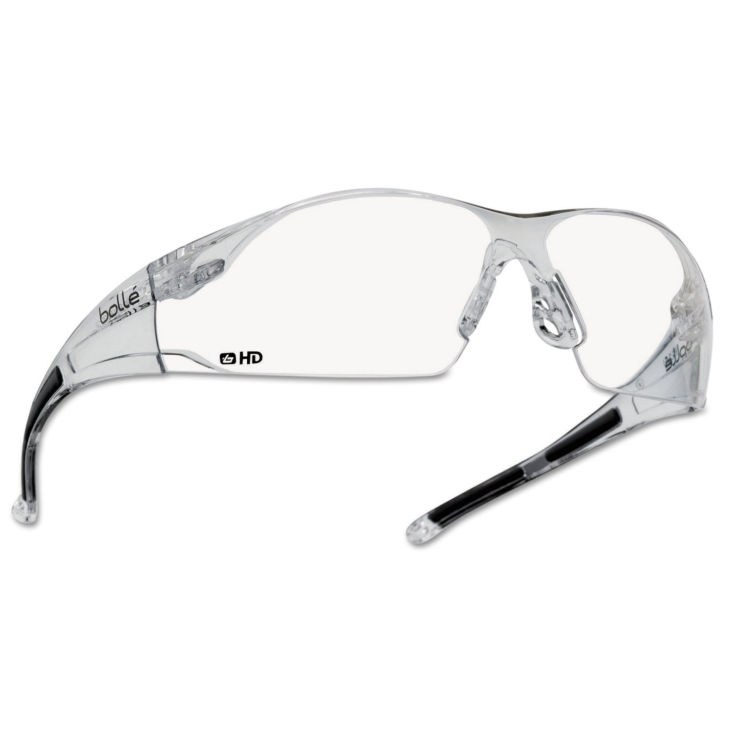 d11595219c0 Get Quotations · Bolle 40113 Rush Series Safety Glasses