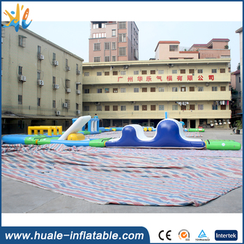 2017 giant inflatable obstacle, adult inflatable obstacle course, inflatable obstacle for adults
