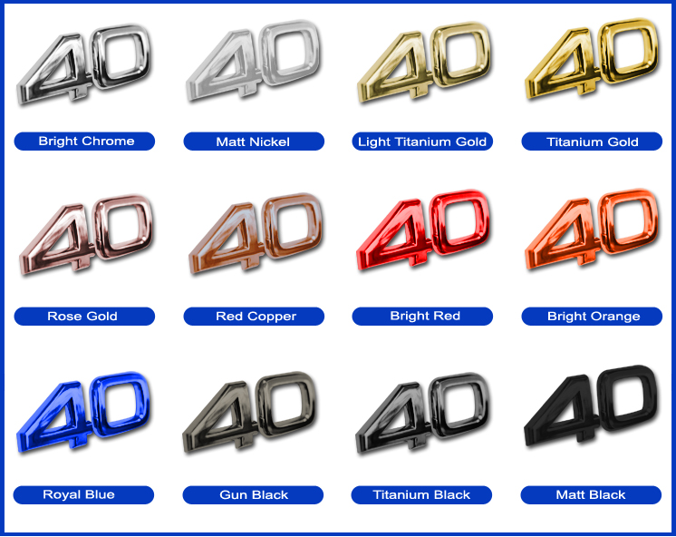 प्लास्टिक कस्टम क्रोम पत्र 3d कार स्टीकर लोगो 25mm क्रोम पत्र 3d क्रोम एक्रिलिक एबीएस कार लोगो सामान लोगो के लिए कार