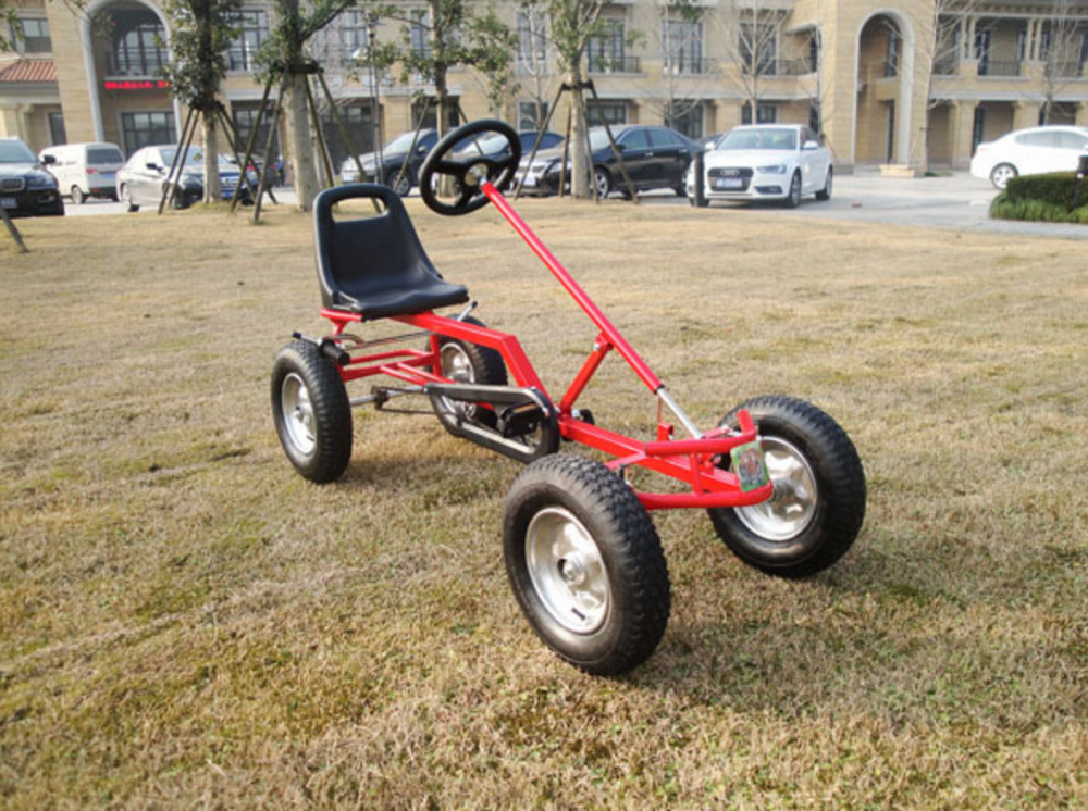 2018 Heavy Duty Adult Pedal Go Kart YHZ-0011, View Pedal