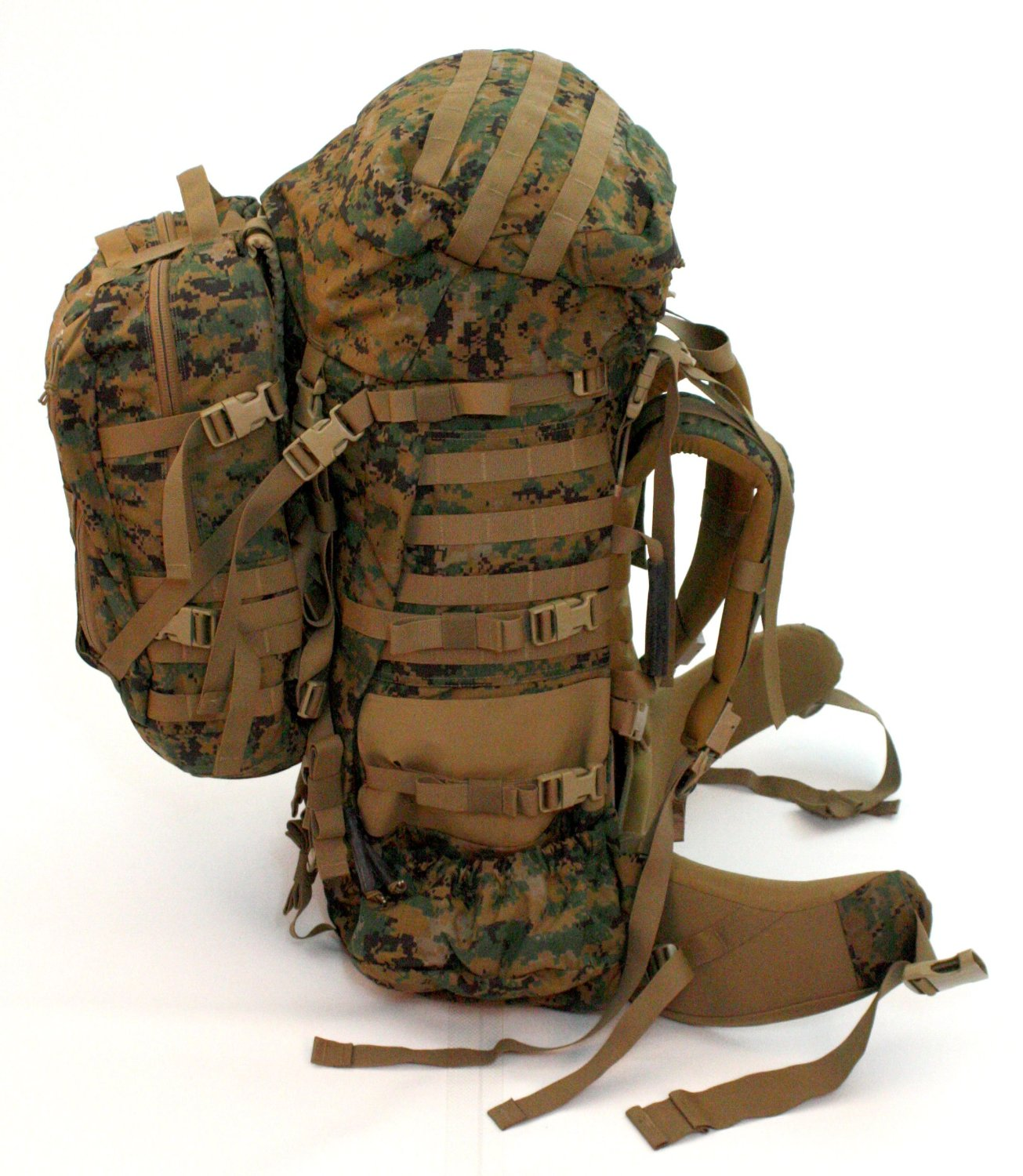 f998481b3f Get Quotations · USMC Propper Arcytery'x Generation 2 ILBE Main Pack with  Assault Pack