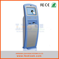 touch screen internet game kiosk