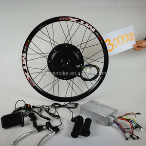 High speed!100km/h high torque 72v/84v/96v hub motor electric bike kit 3000w made in china