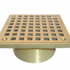 Brass Shower Drain / Sanitary Shower Drain / Sanitary Floor Drain
