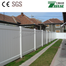 village and garden railing cheap vinyl fencing for sale